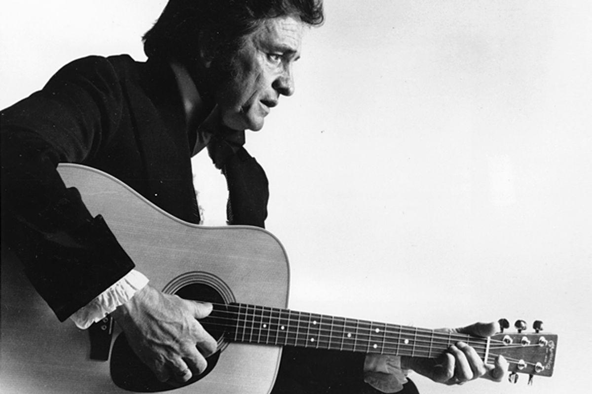 Johnny Cash   (AP)