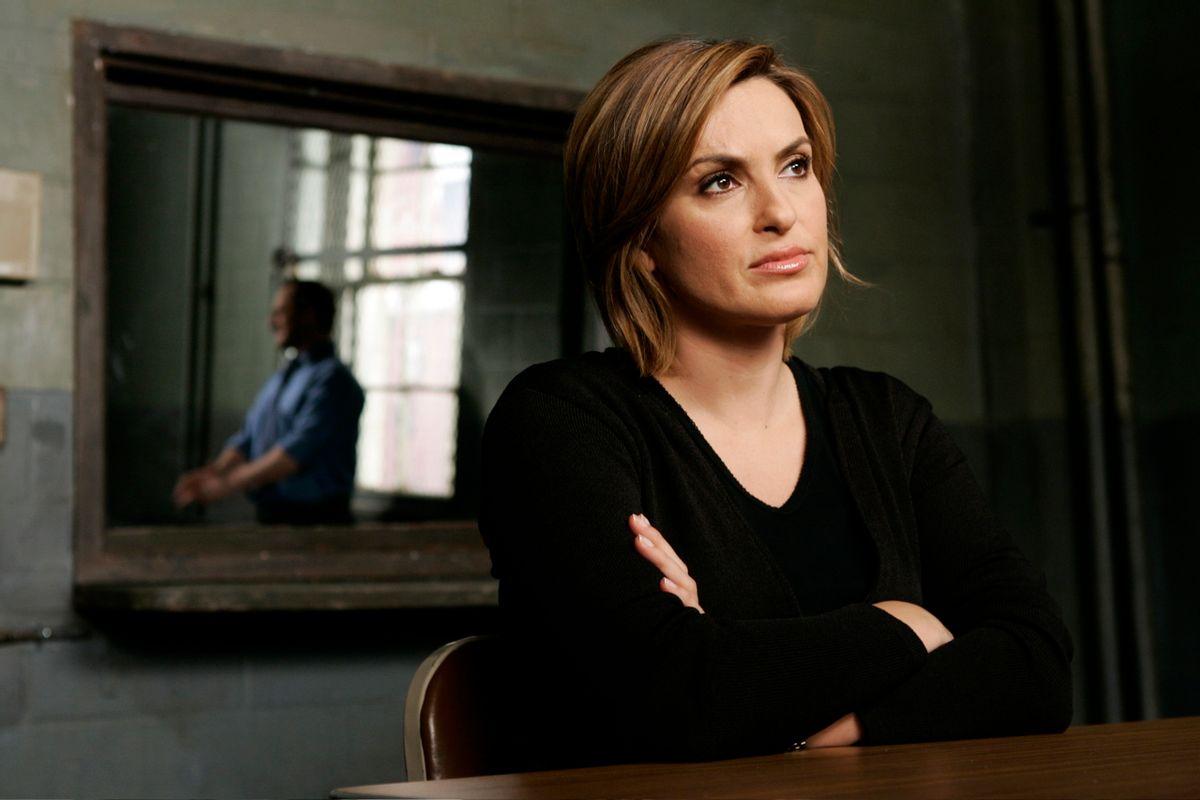 """Scene still from """"Law & Order: SVU""""  (Will Hart)"""