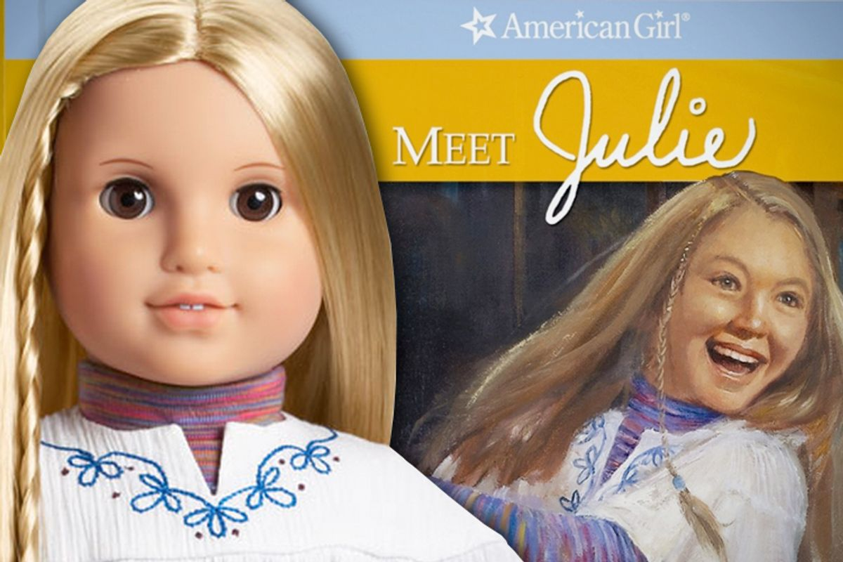 Julie, an American Girl Doll   (American Girl)