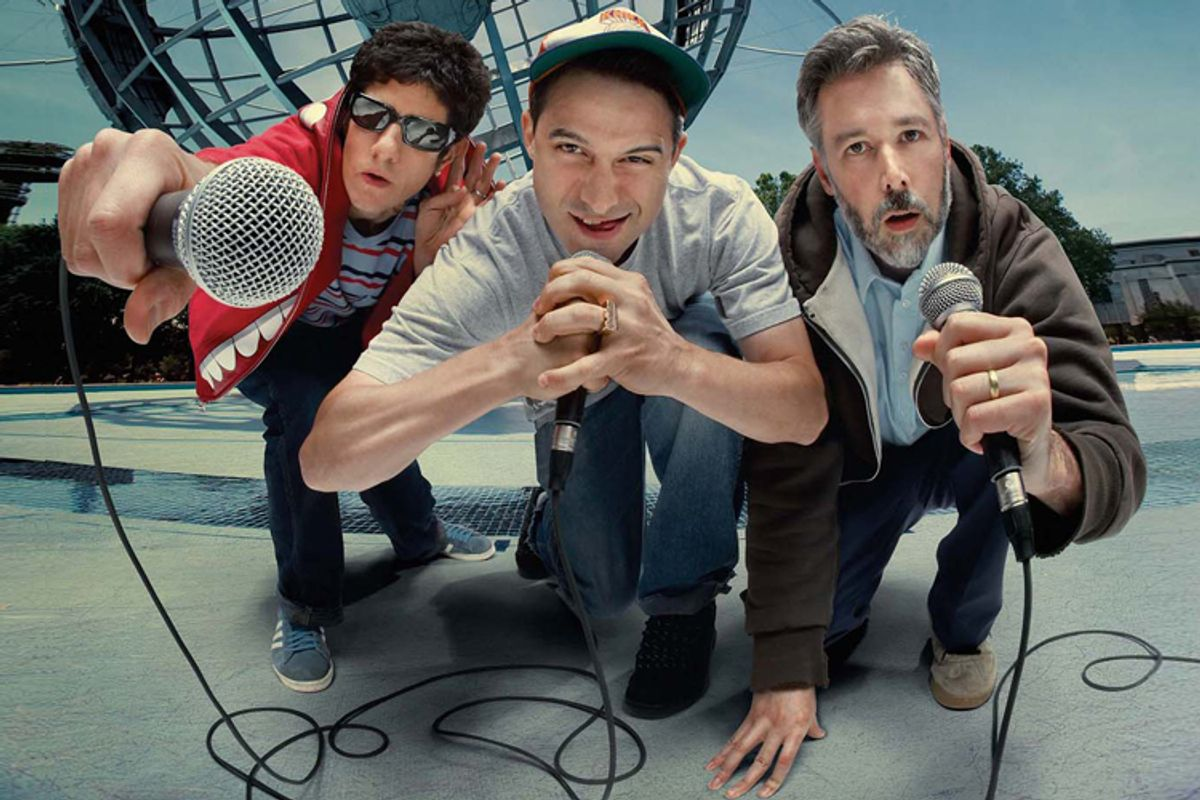 The Beastie Boys    (AP/Michael Wong)