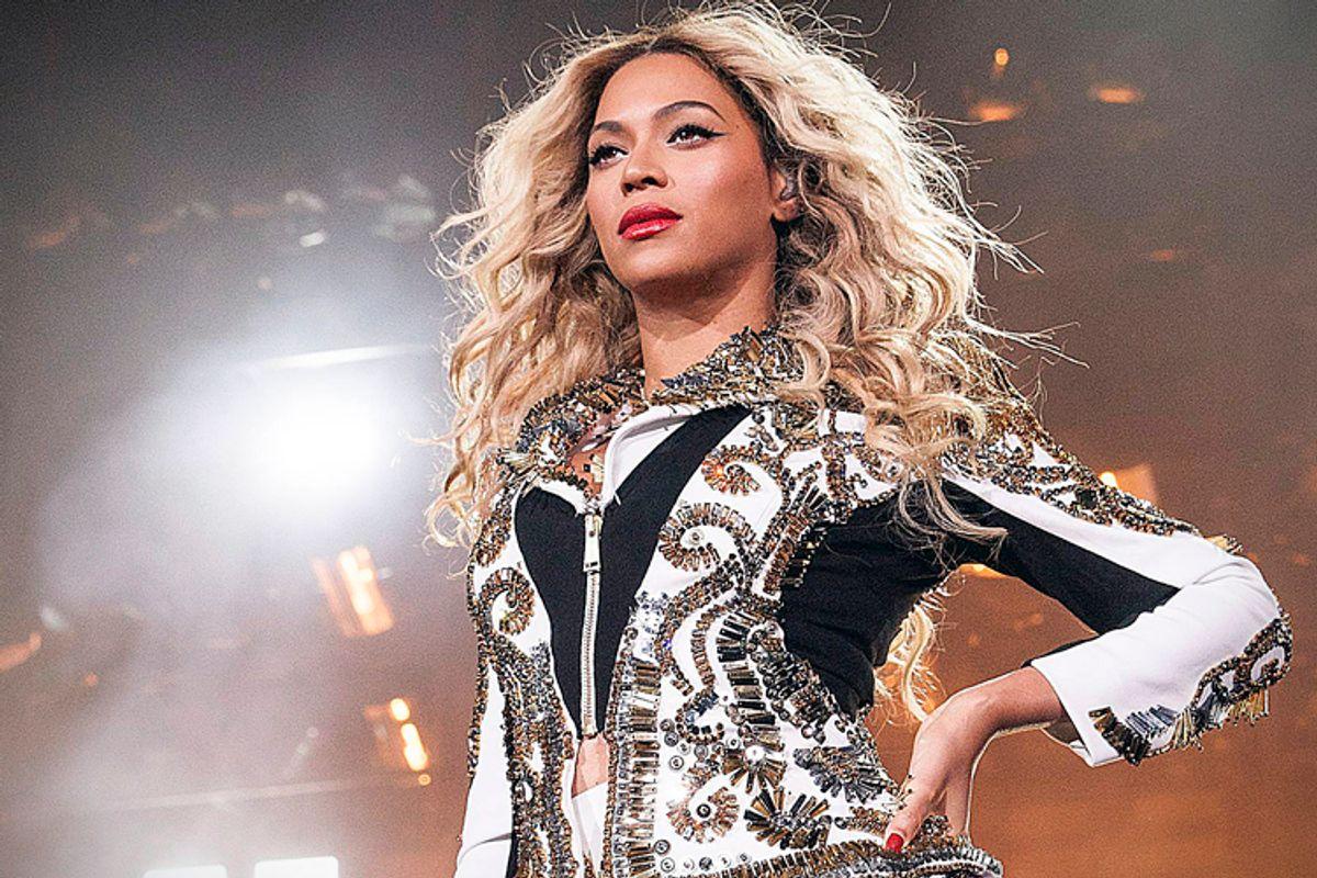 Beyonce           (AP/Robin Harper)