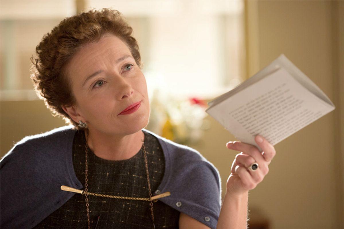 "Emma Thompson in ""Saving Mr. Banks"""