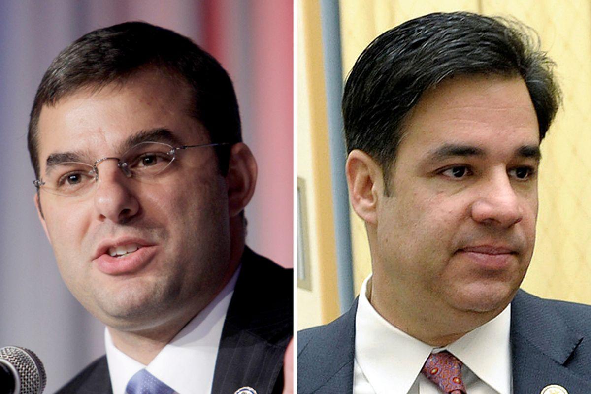 Justin Amash, Raul Labrador          (AP/Carlos Osorio/Susan Walsh)