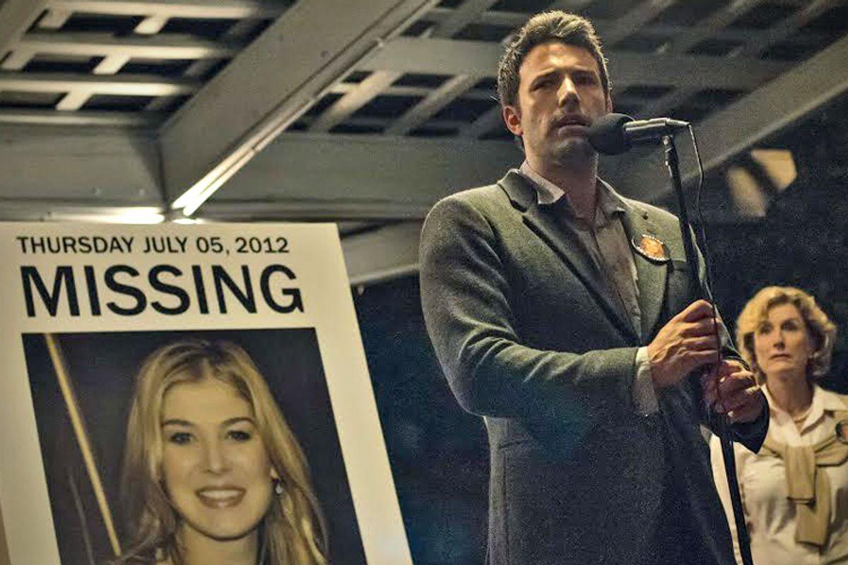 "Ben Affleck in ""Gone Girl""           (20th Century Fox)"