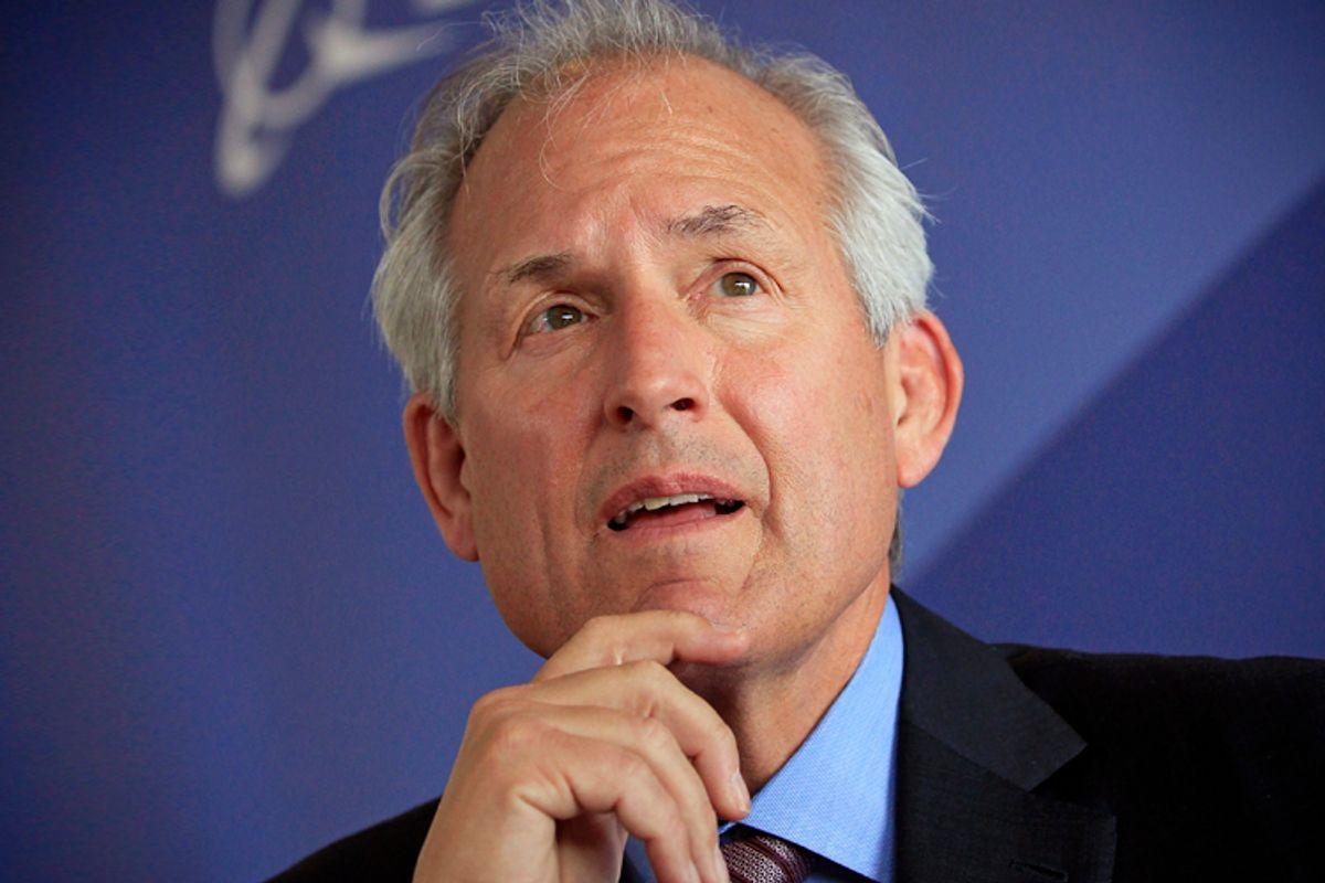 Boeing CEO James McNerney       (AP/Remy De La Mauviniere)
