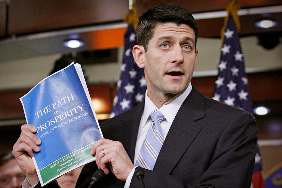 Paul Ryan                                (Reuters/Jose Luis Magaua)