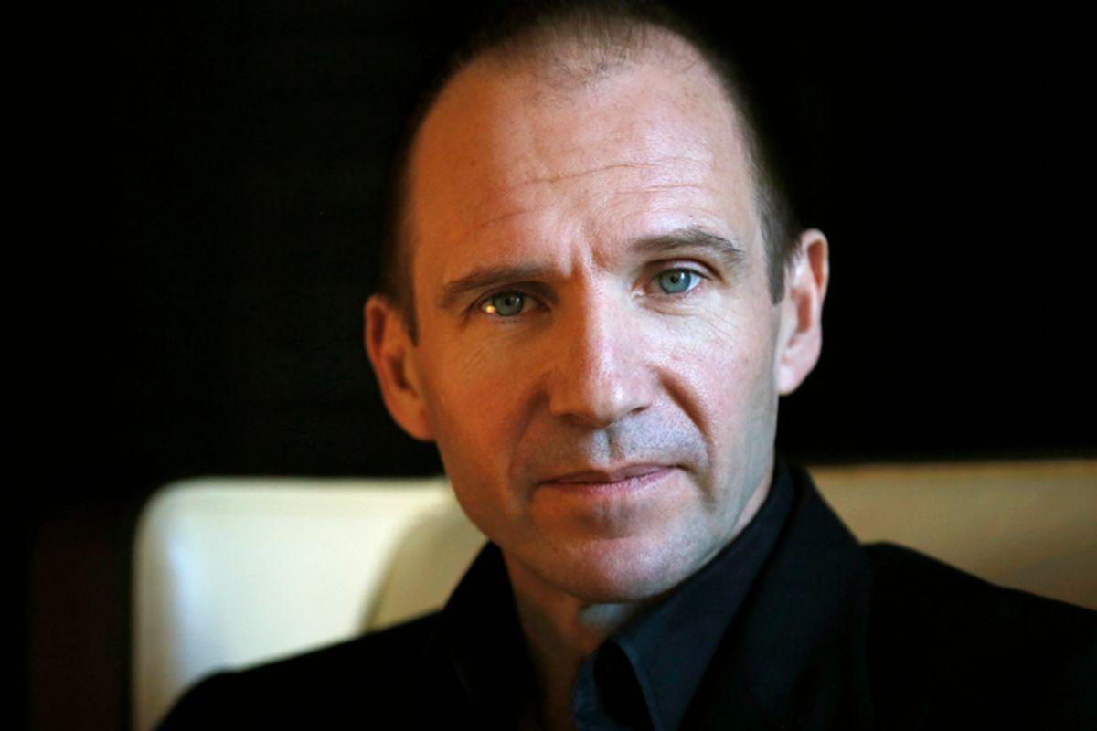 Ralph Fiennes     (Reuters/Lucy Nicholson)