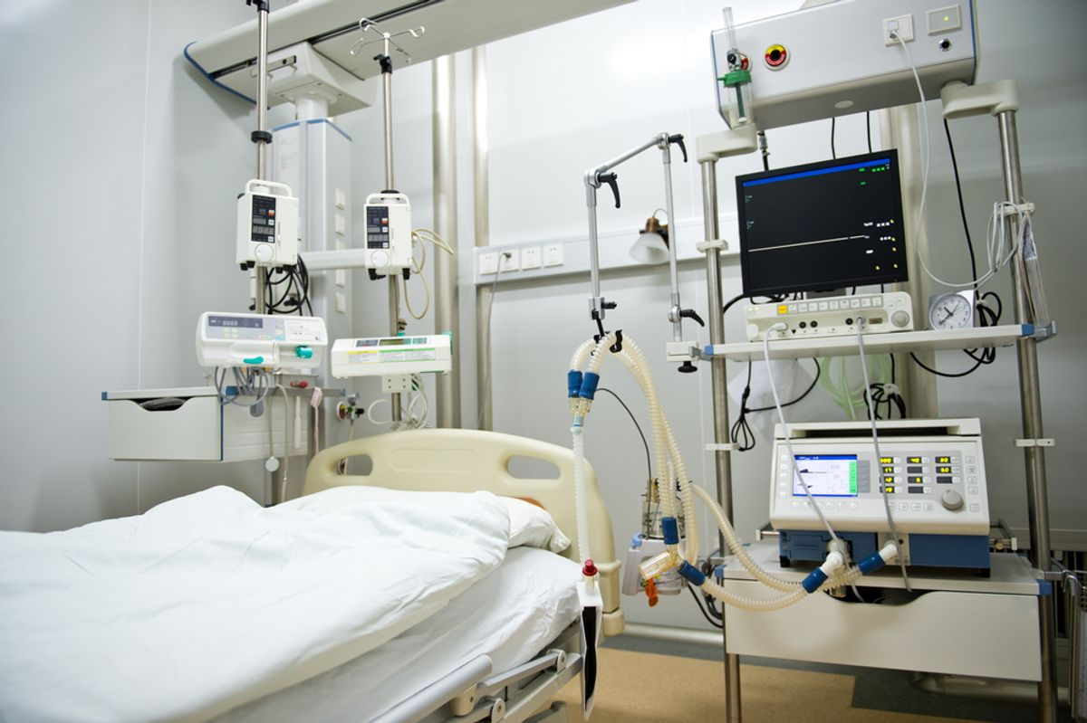(<a href='http://www.shutterstock.com/gallery-544783p1.html?searchterm=hospital%20bed'>  hxdbzxy </a> via <a href='http://www.shutterstock.com/'>Shutterstock</a>)
