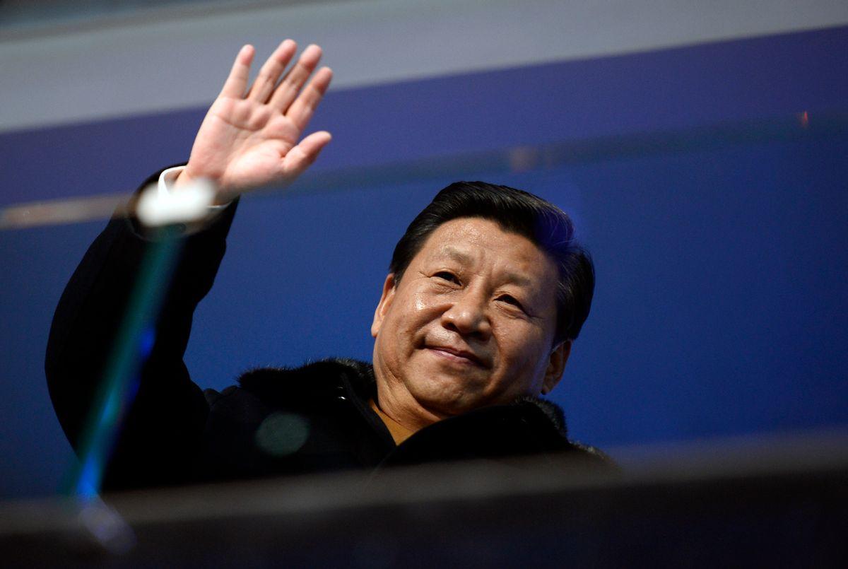 China's President Xi Jinping    (AP/Lionel Bonaventure)