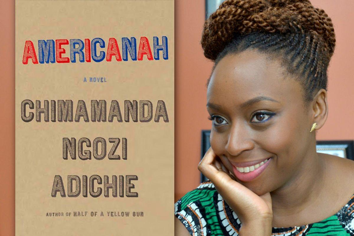 Chimamanda Ngozi Adichie      (Knopf/Ivara Esege)