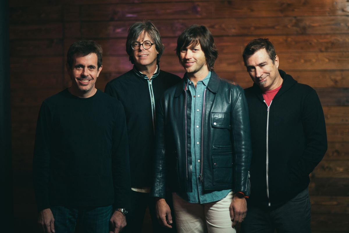The Old 97's   (Eric Ryan Anderson)
