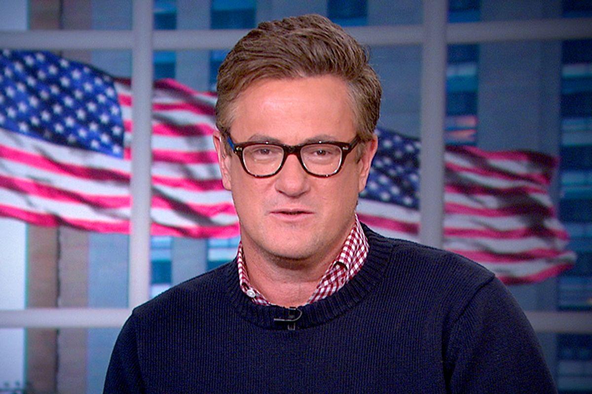 Joe Scarborough                 (NBC News)