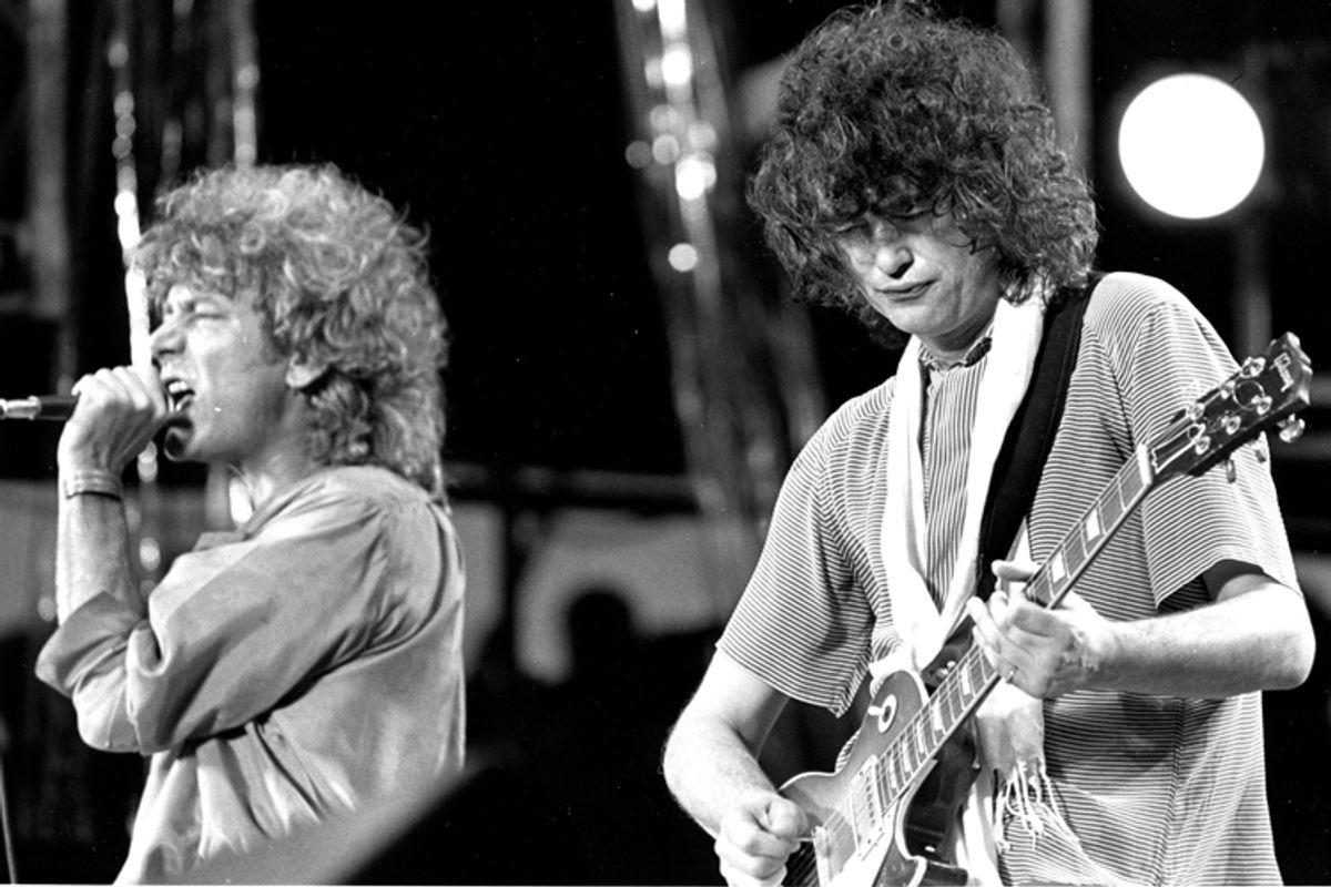 Led Zeppelin     (AP/Rusty Kennedy)