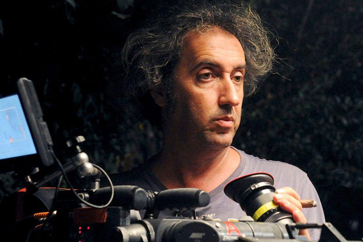 Paolo Sorrentino       (AP/Gianni Fiorito)