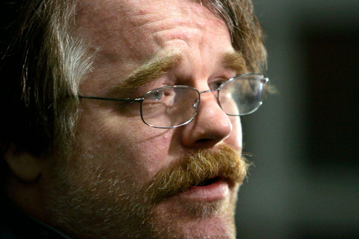 Philip Seymour Hoffman     (AP/Carolyn Kaster)