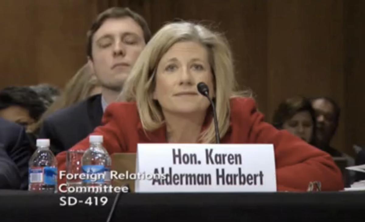 (Screenshot, U.S. Senate Committee on Foreign Relations)