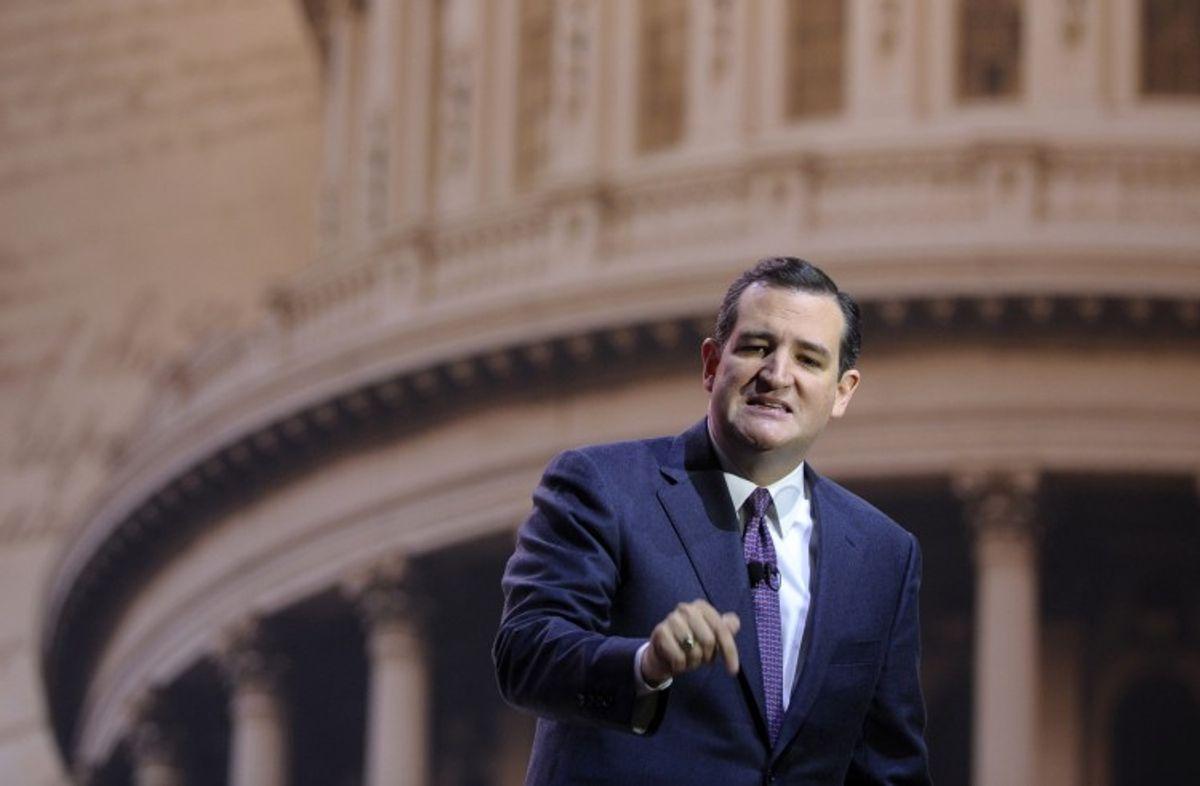Sen. Ted Cruz, R-Texas  (AP Photo/Susan Walsh)