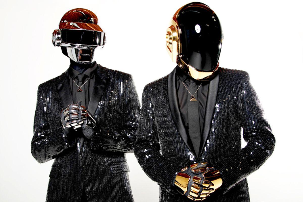 Daft Punk     (AP/Matt Sayles)