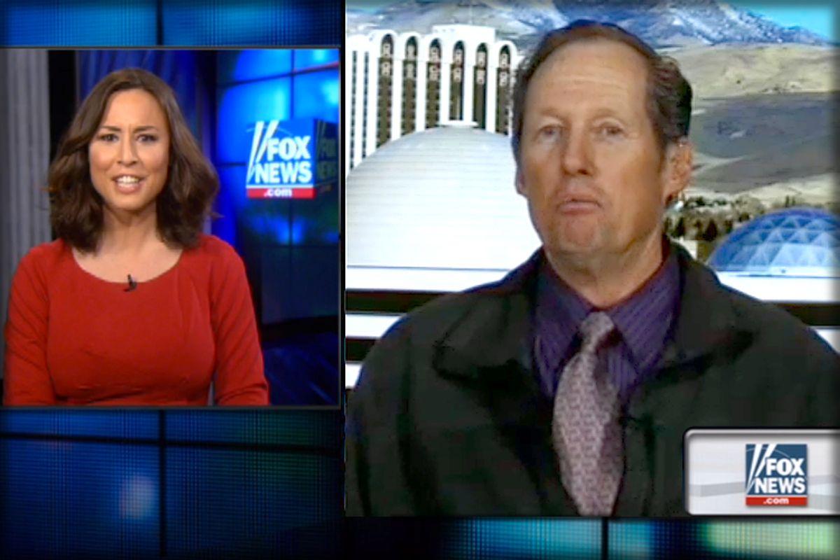 Gary Lyngar on Fox News       (Fox News)