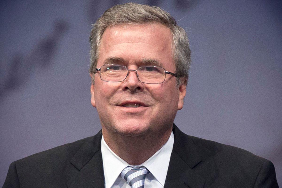 Jeb Bush                                        (AP/Matt Rourke)