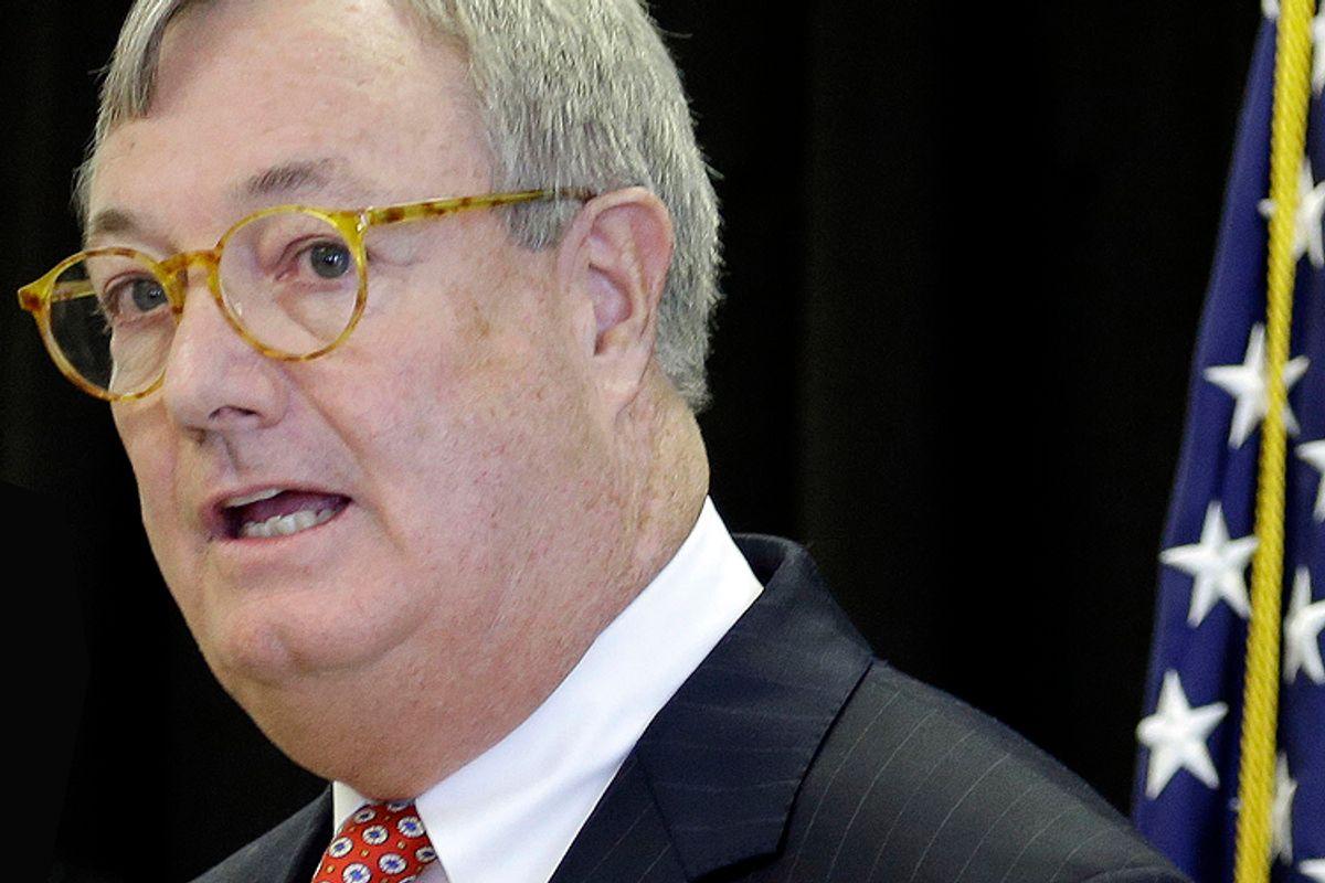 John Skvarla    (AP/Gerry Broome)