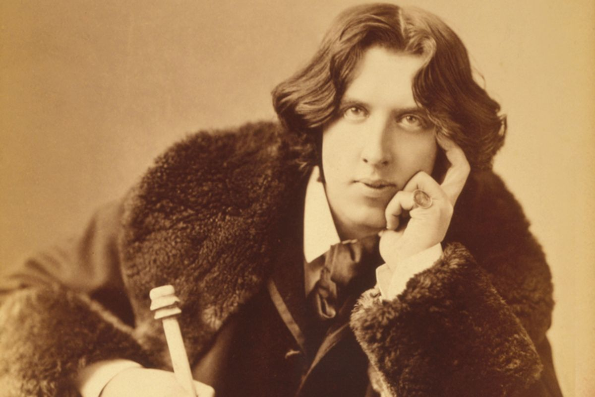 Oscar Wilde     (Wikimedia/Library Of Congress)