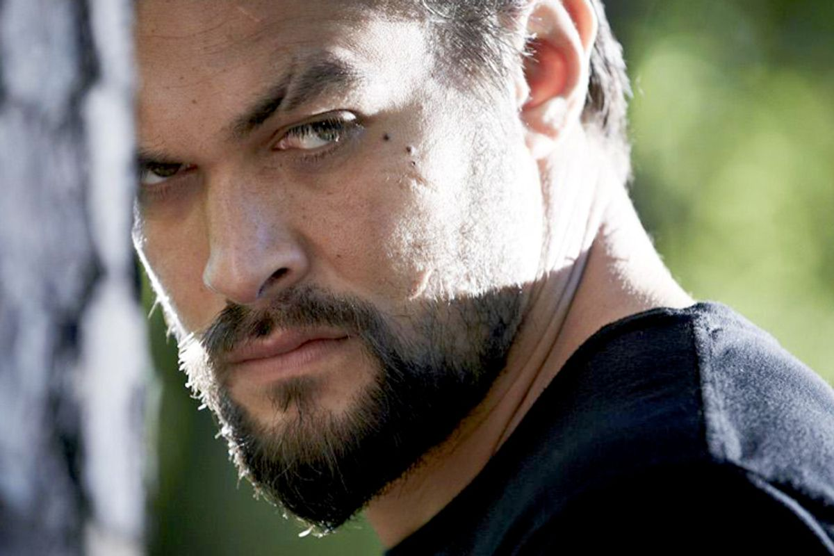 """Jason Momoa in """"The Red Road""""     (Sundance Channel)"""