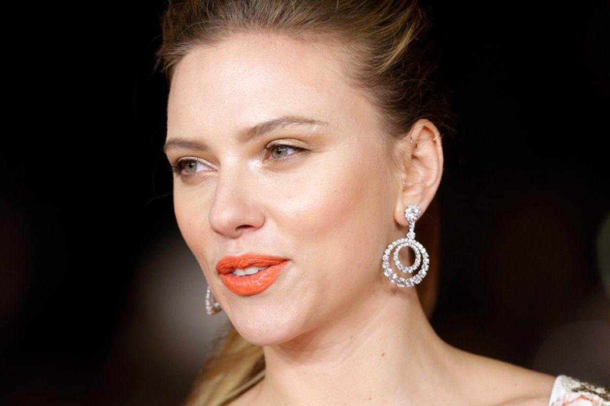 Scarlett Johansson        (AP/Alessandra Tarantino)