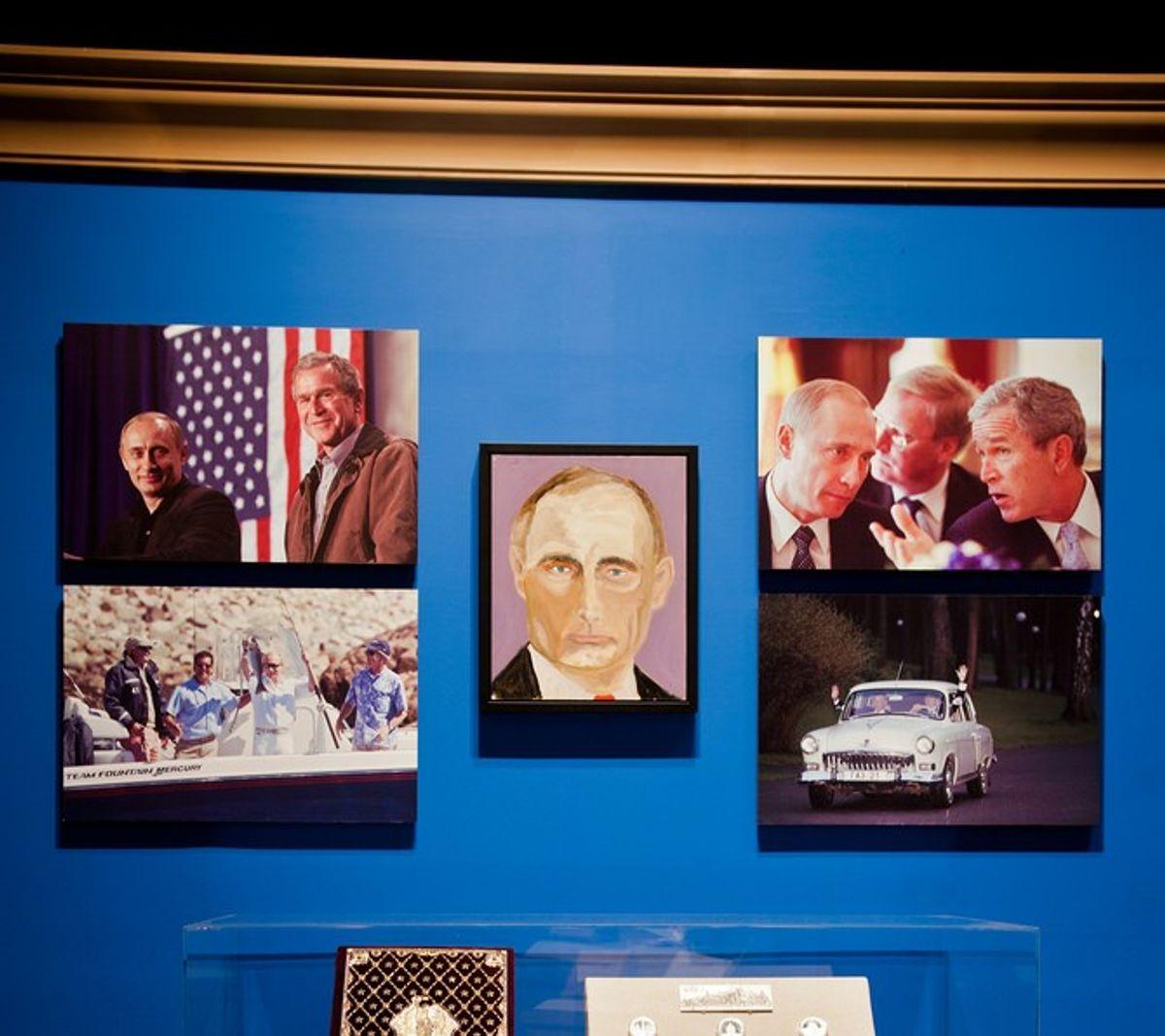 (Kim Leeson/George W. Bush Presidential Center via Flickr)