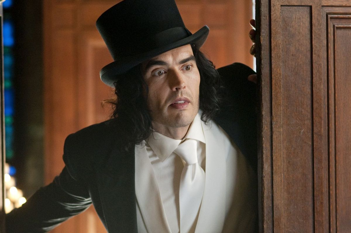 """Russell Brand in """"Arthur"""" (Barry Wetcher/Warner Brothers)"""