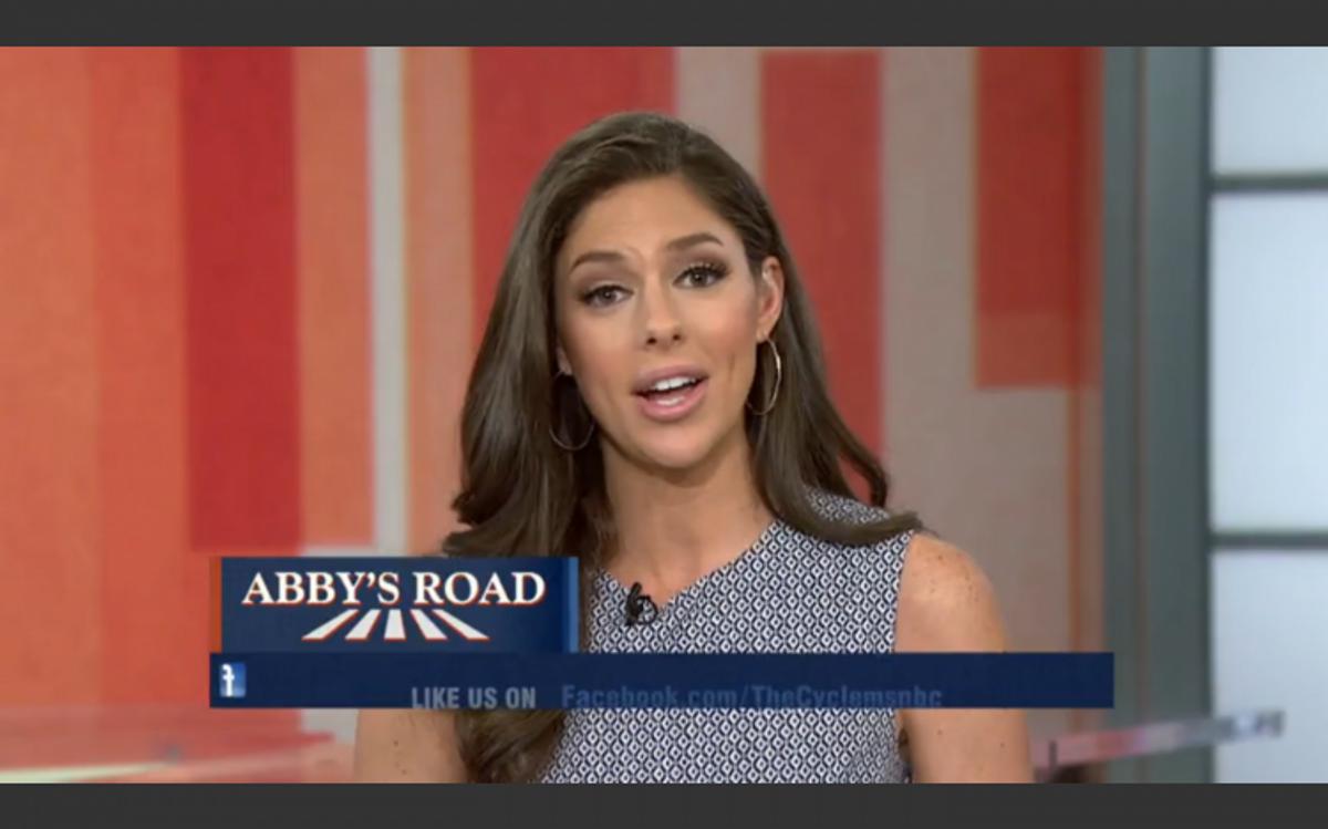 Abby Huntsman, MSNBC   (MSNBC screenshot)