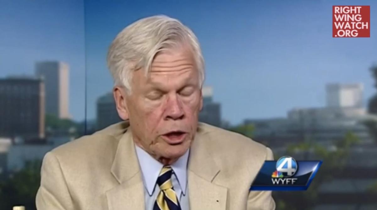 South Carolina state Sen. Mike Fair    (YouTube)