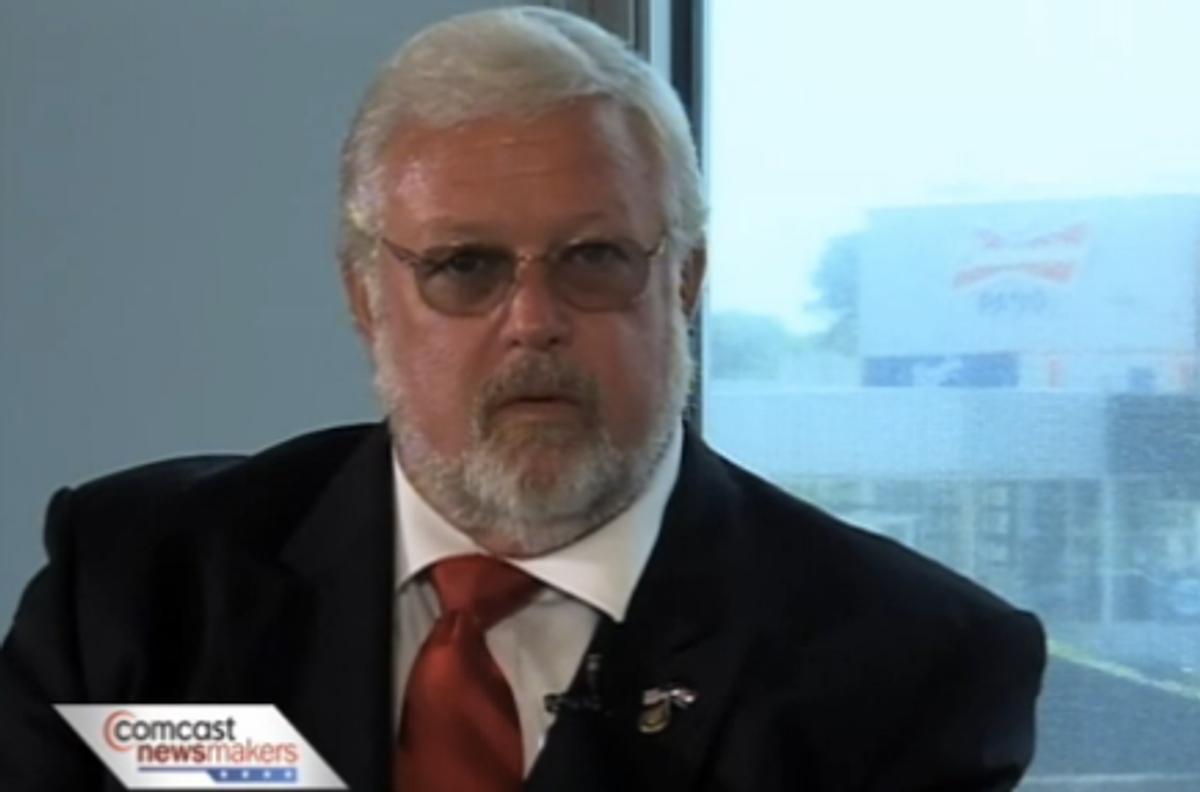 Missouri State Rep. Chuck Gatschenberger    (Screenshot via Comcast Newsmakers)
