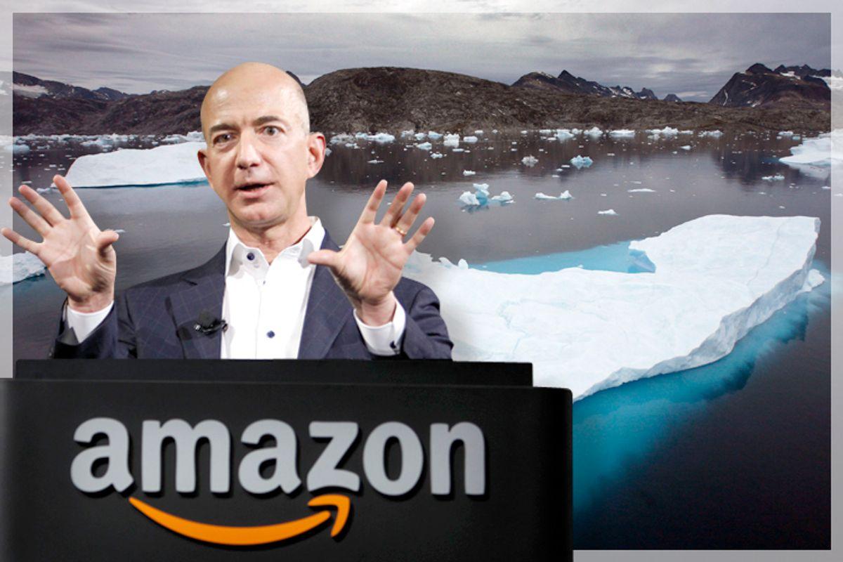 Jeff Bezos                     (AP/Reed Saxon/John McConnico)