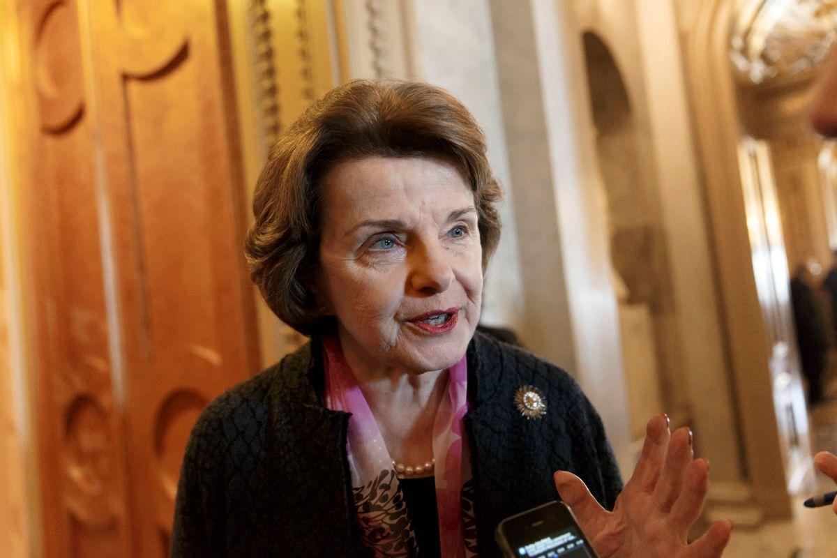 Senate Intelligence Committee Chair Sen. Dianne Feinstein, D-Calif.  (AP)