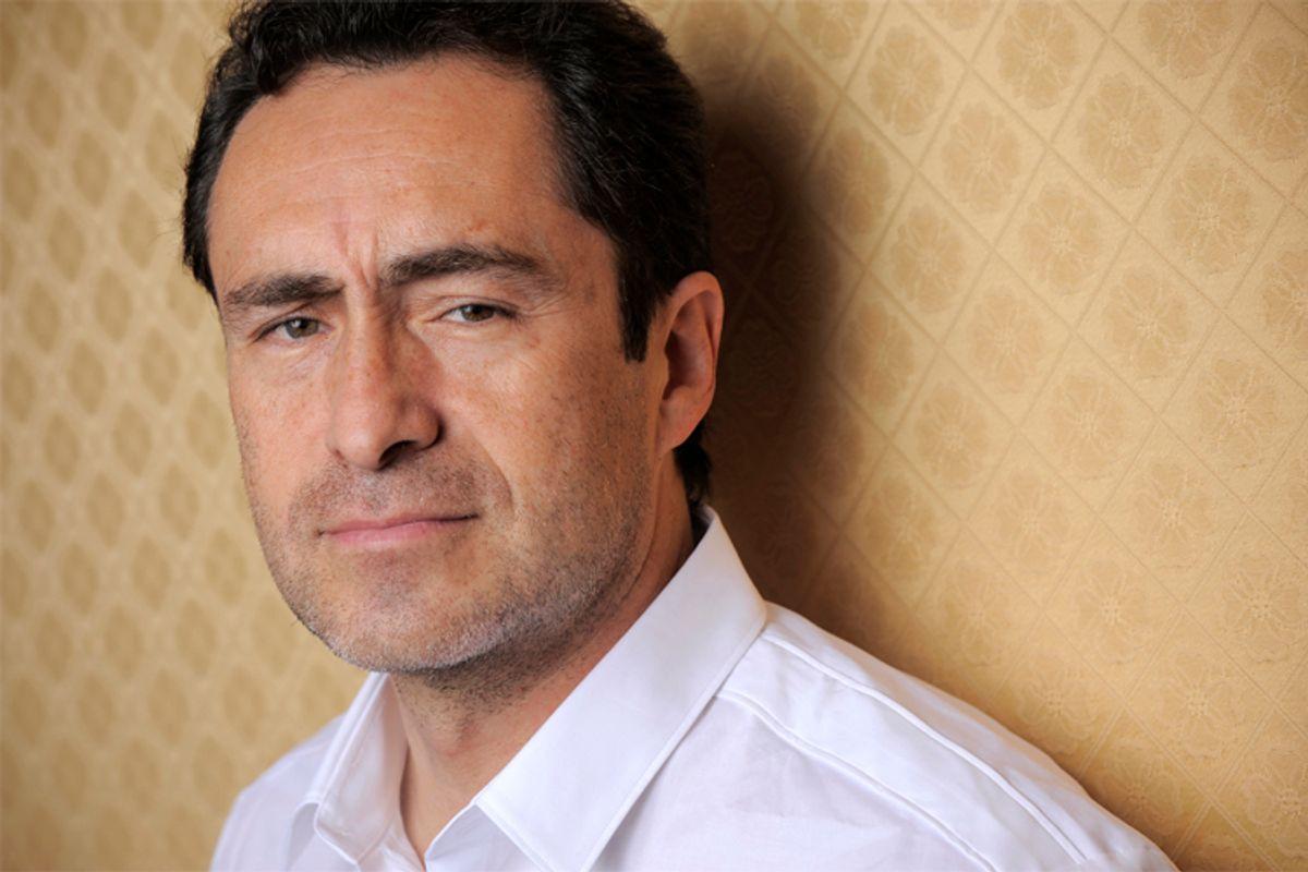 Demian Bichir     (AP/Chris Pizzello)