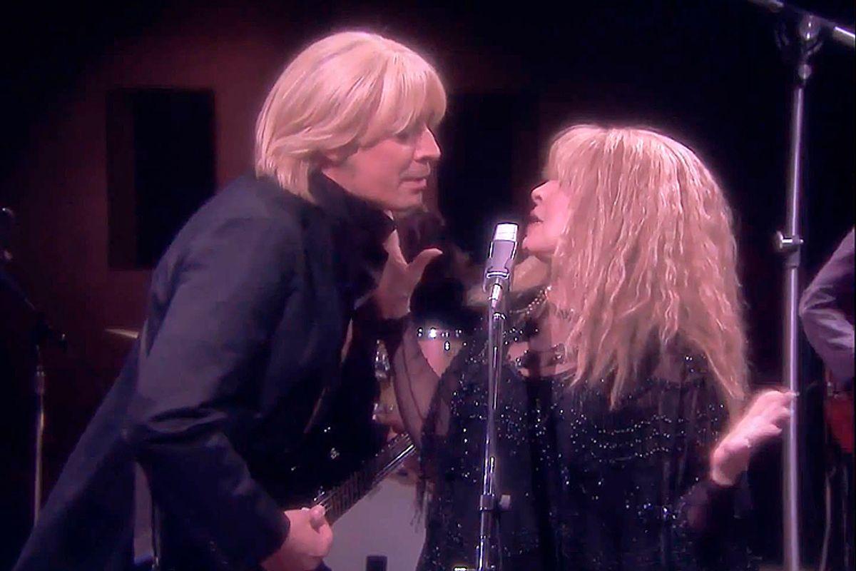 Jimmy Fallon, Stevie Nicks      (NBC)