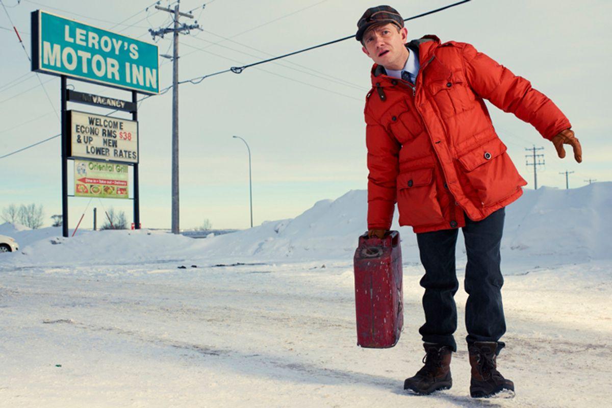 "Martin Freeman in ""Fargo""   (FX/Matthias Clamer)"