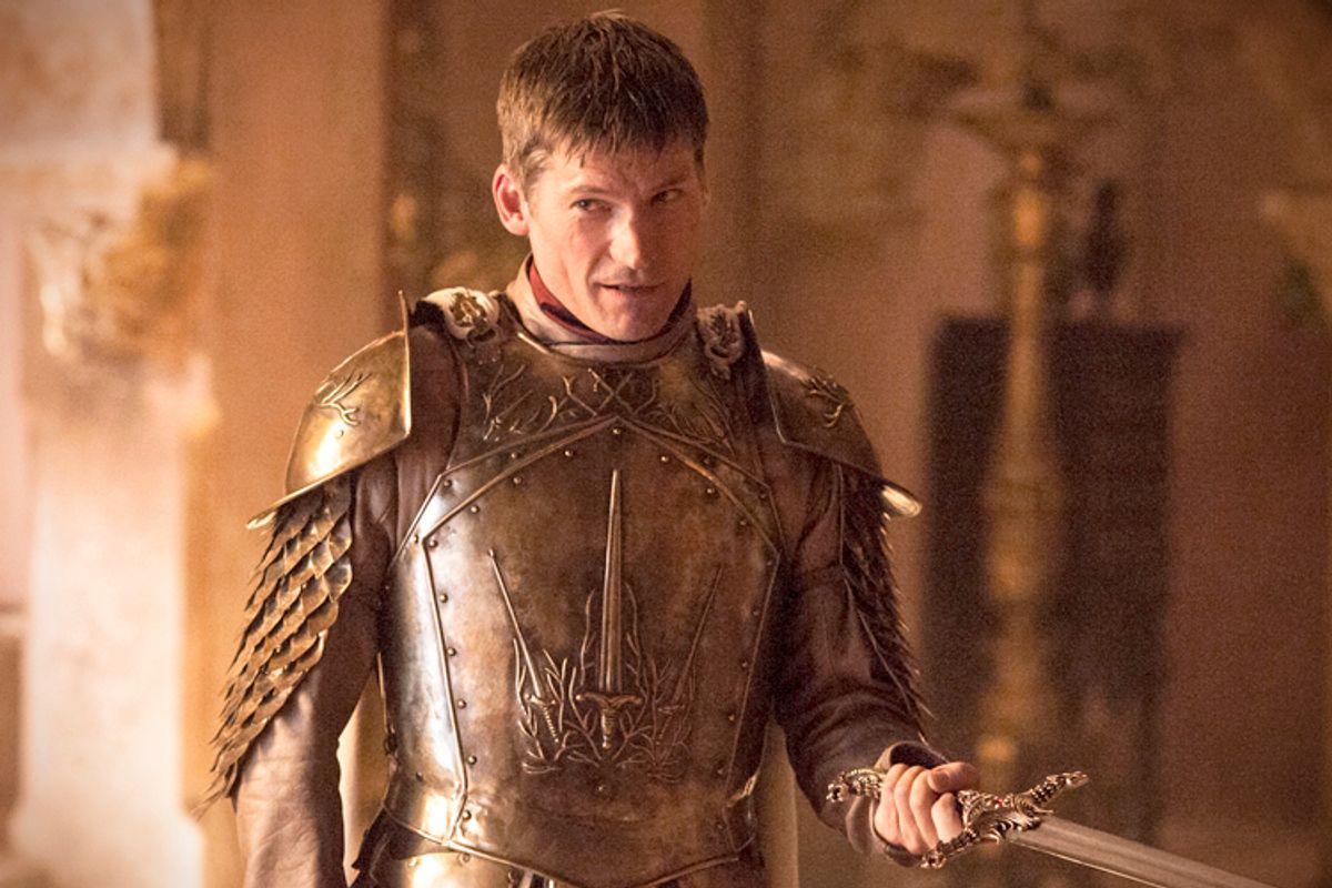 """Nikolaj Coster-Waldau as Jaime Lannister in """"Game of Thrones""""        (HBO/Helen Sloan)"""