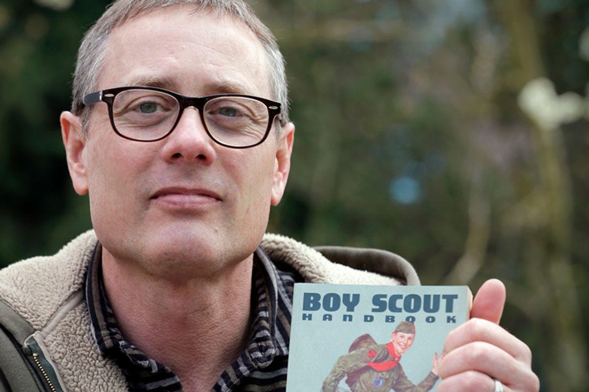Geoff McGrath    (AP/Elaine Thompson)