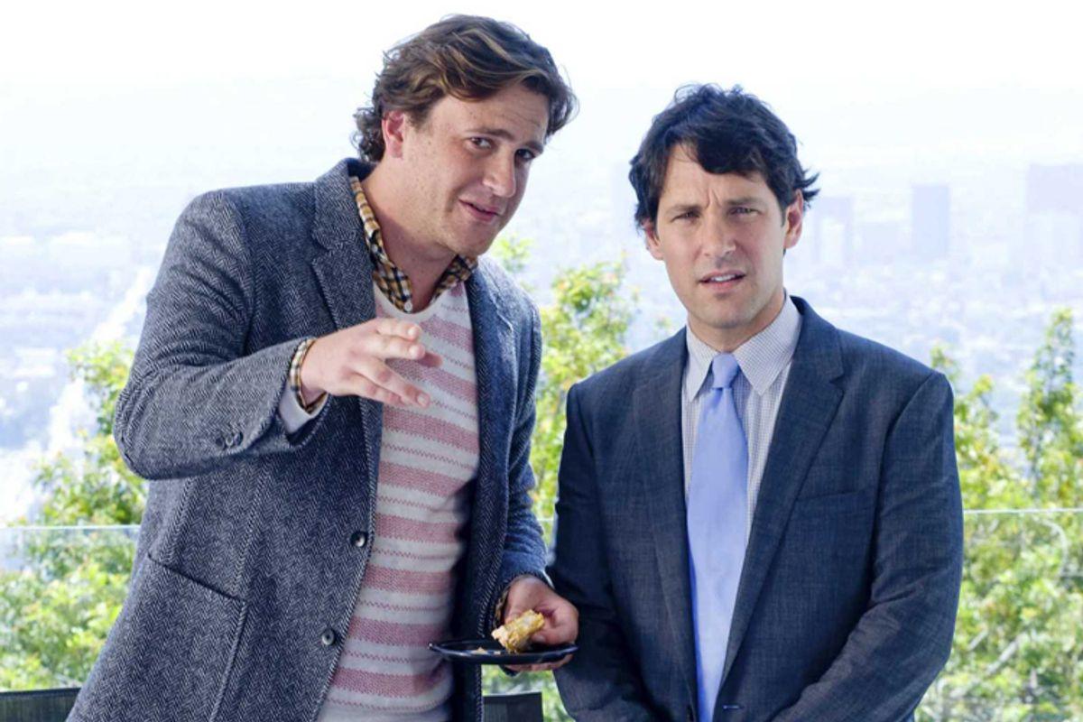 "Jason Segel and Paul Rudd in ""I Love You, Man"""