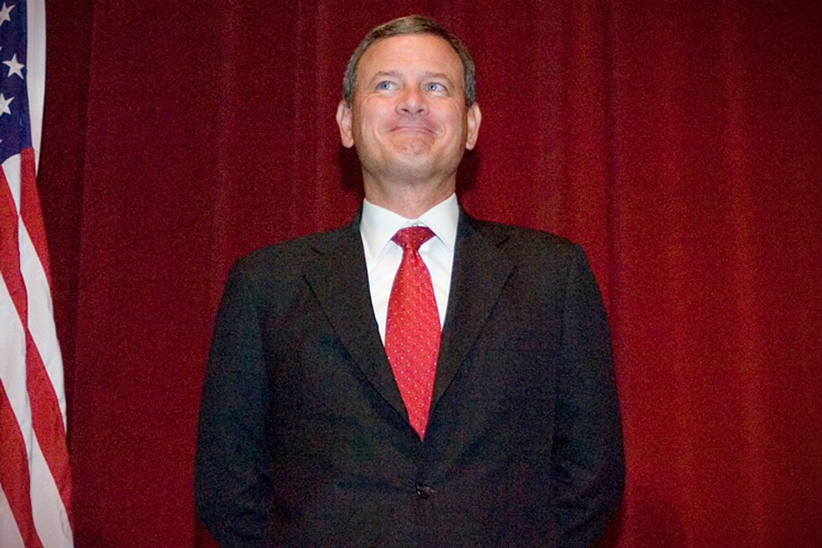 John Roberts               (AP/Todd Goodrich)