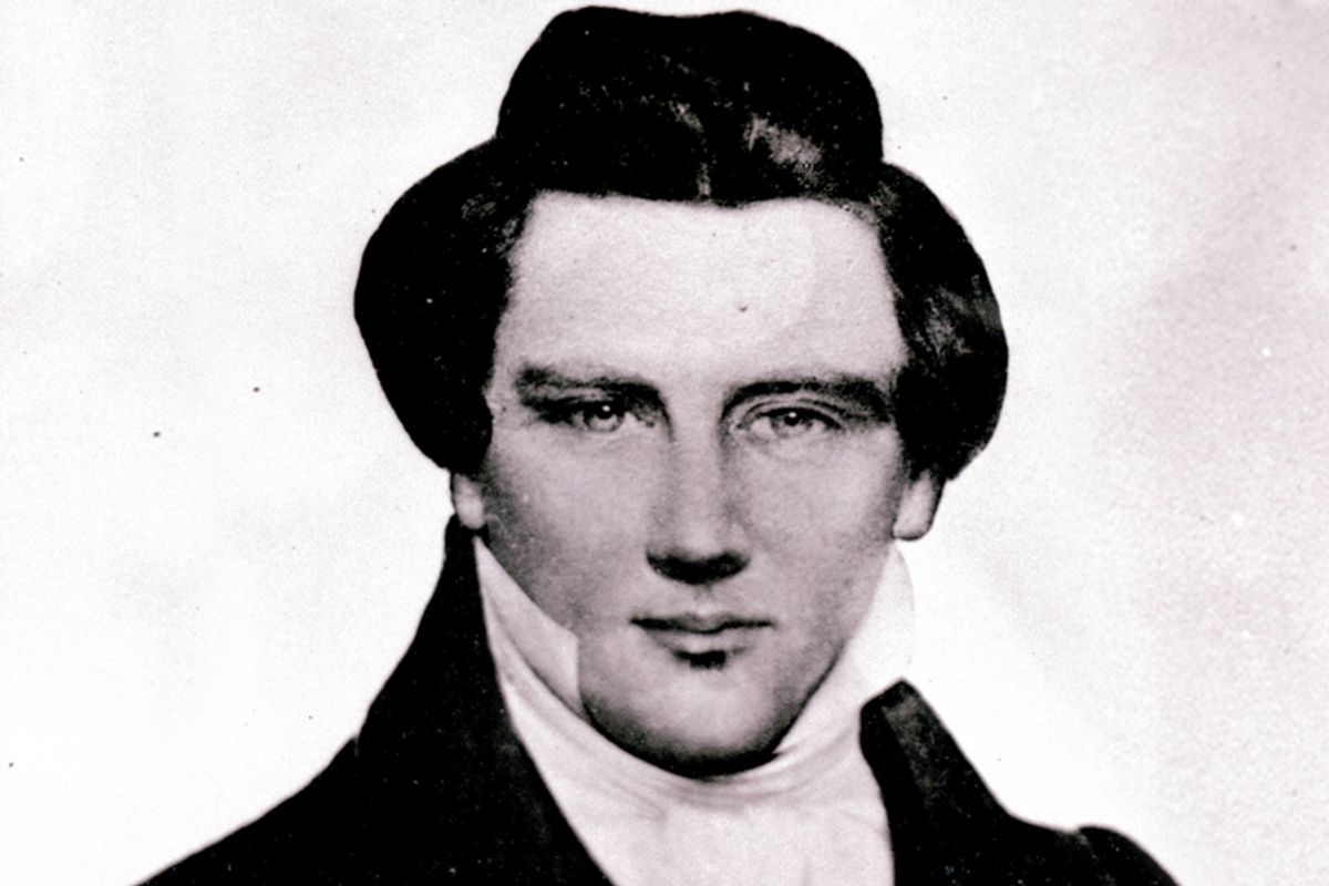 Joseph Smith  (AP)