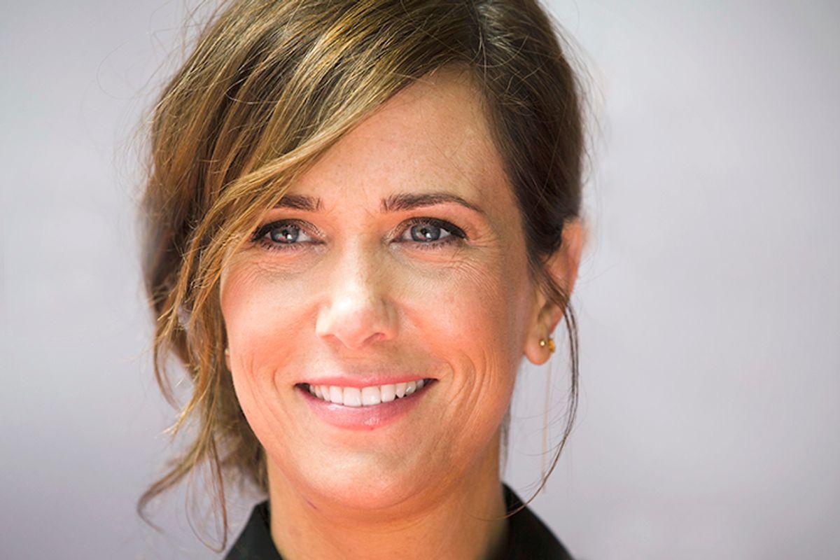 Kristen Wiig       (Reuters/Mark Blinch)
