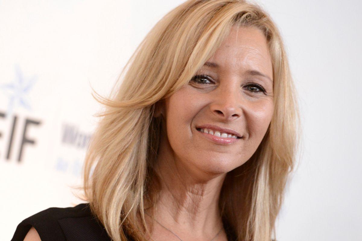 Lisa Kudrow      (AP/Dan Steinberg)