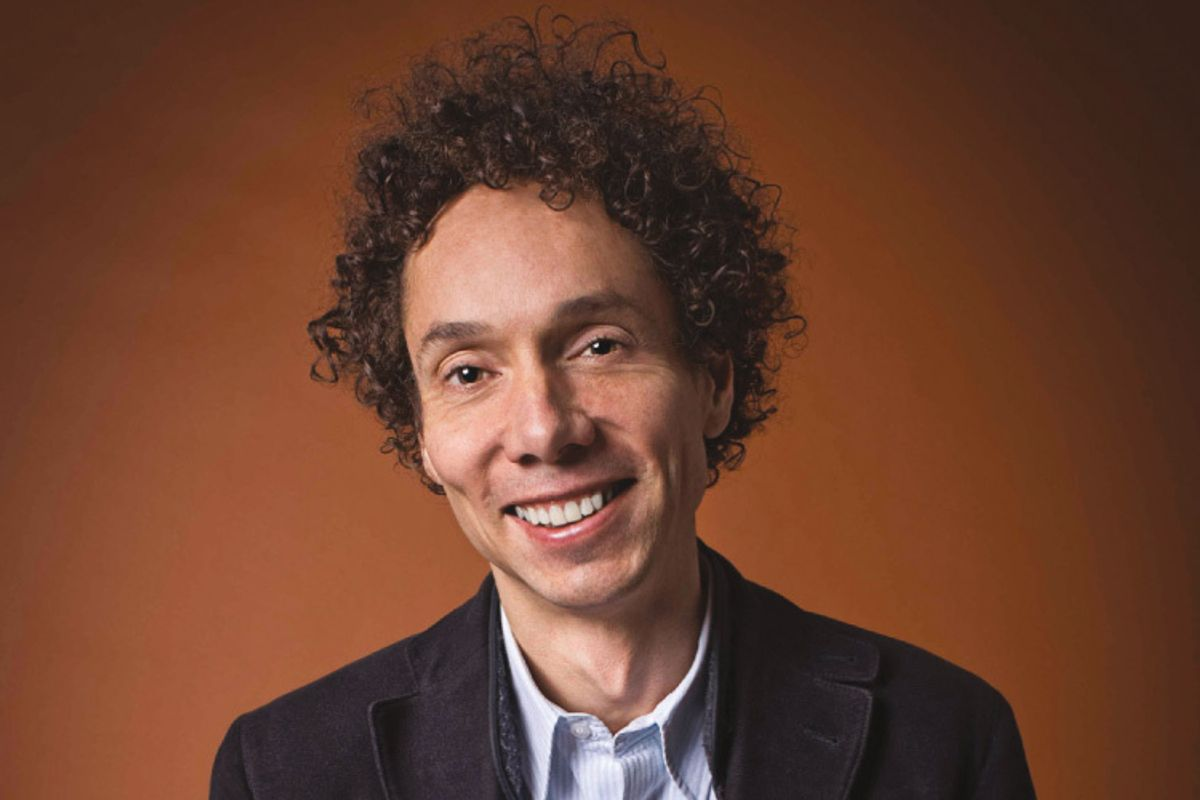Malcolm Gladwell      (Hachette Book Group)