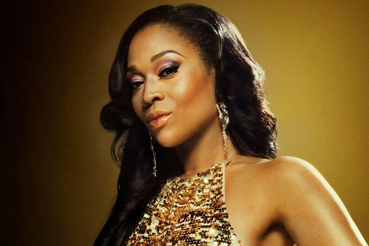 "Mimi Faust of ""Love and Hip Hop: Atlanta""      (VH1)"