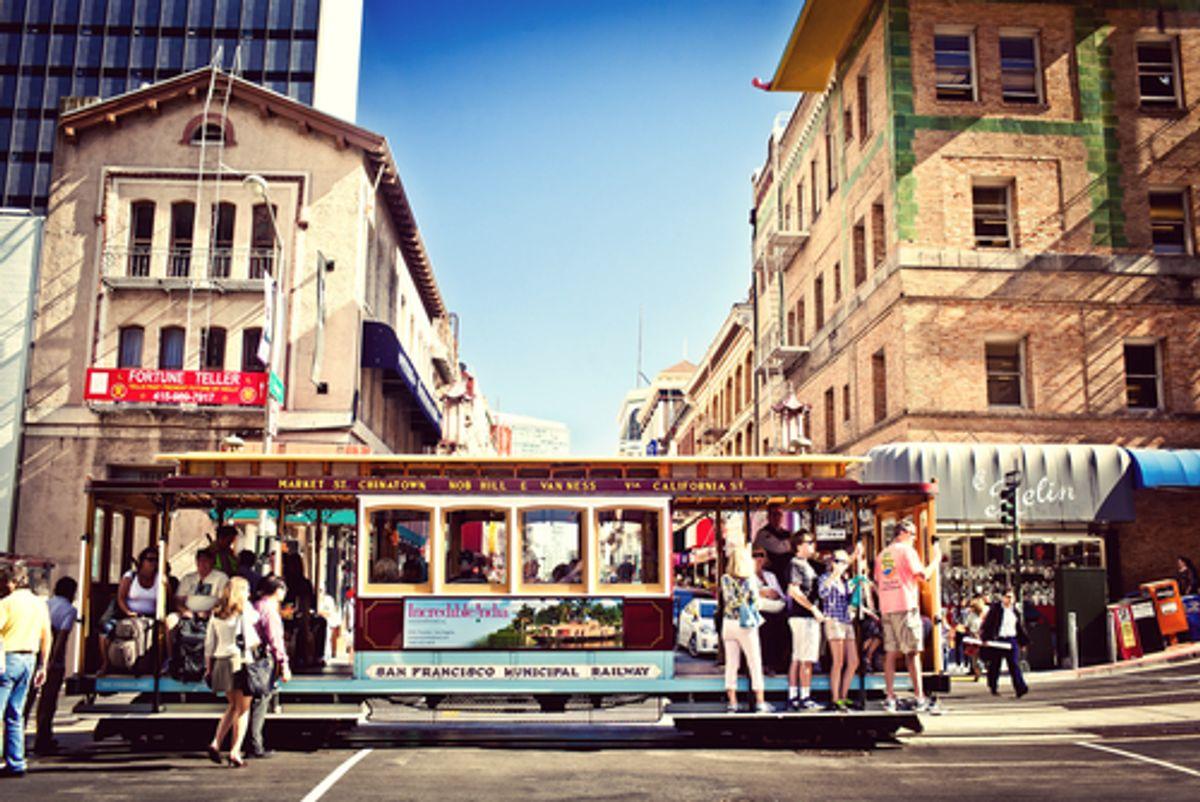 San Francisco (Shutterstock)