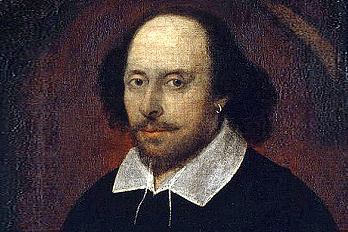William Shakespeare      (Wikimedia)