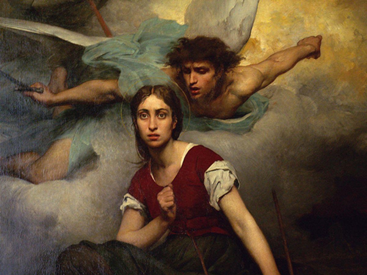 """Eugene Thirion's """"Jeanne d'Arc"""" (1876)"""